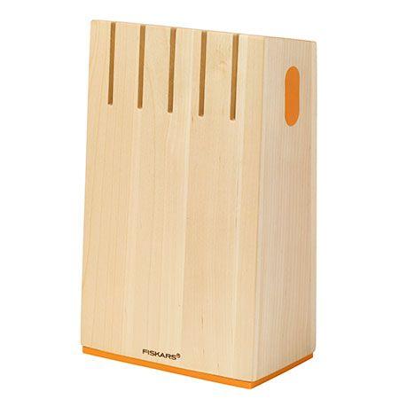 Блок для 5 ножей Fiskars Functional Form (1014228)