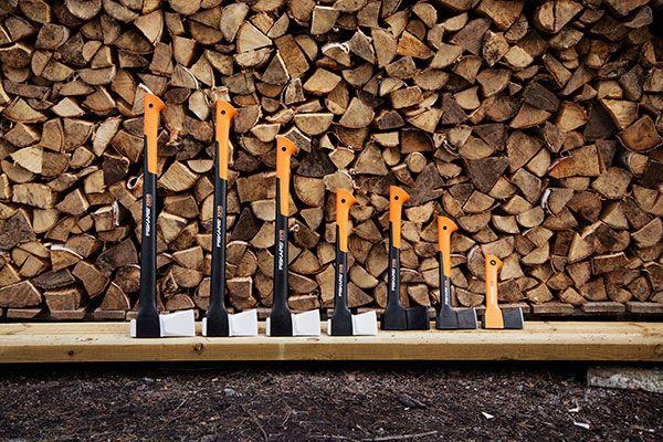 Топоры Fiskars X-Series
