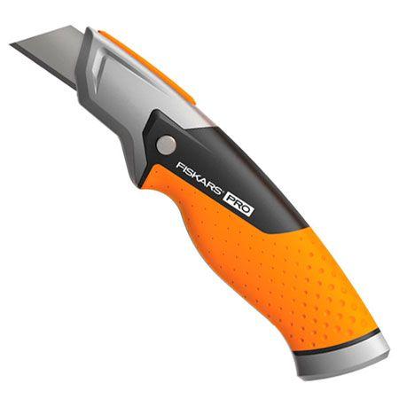 Нож с фиксированным лезвием Fiskars CarbonMax (1027222)
