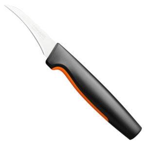 Нож для корнеплодов с изогнутым лезвием Fiskars Functional Form 7 см (1057545)