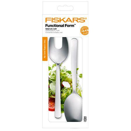 Набор для салата Fiskars Functional Form Salad Set (1002960)