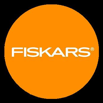 Fiskars Logo Round