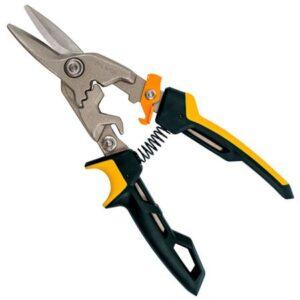 Ножницы по металлу Fiskars PowerGear Aviation Snip (1027207)