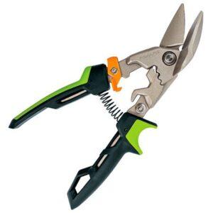 Ножницы по металлу Fiskars PowerGear Aviation Snip (1027210)