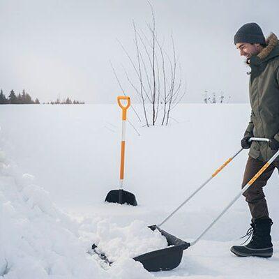 Fiskars SnowXpert Sledge 1003470