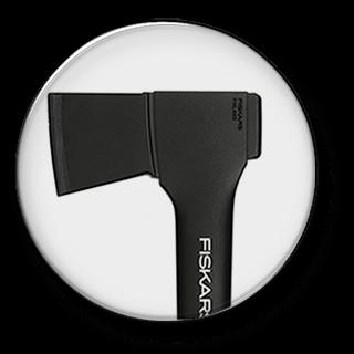 Топор Fiskars X10 S - лезвие