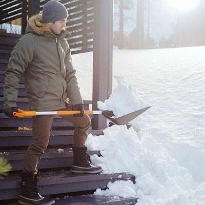 Лопата для уборки снега Fiskars 1003468