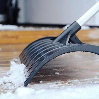 Лопата для снега Fiskars 1003471