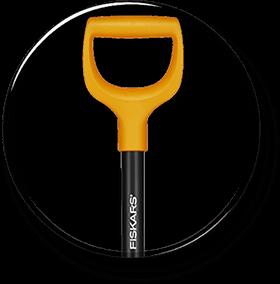 Ручка лопаты Fiskars Solid