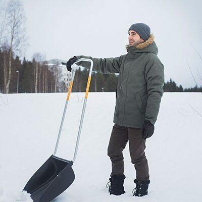 Скрепер Fiskars SnowXpert 1003470